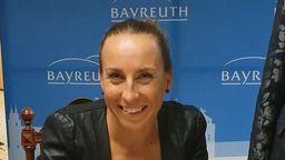 Anne Haug hat als erste Deutsche den Ironman auf Hawai gewonnen   Bild:BR