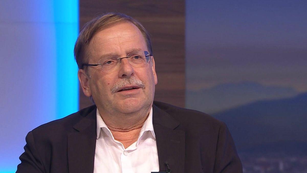 BFV-Präsident Rainer Koch in Blickpunkt Sport