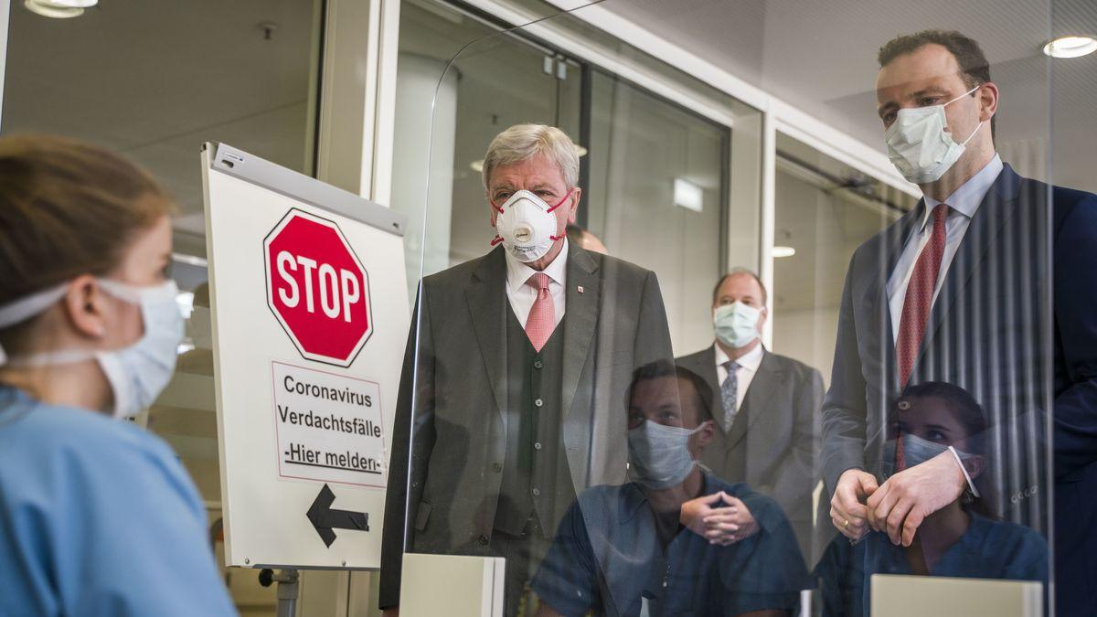 Informationen zur Corona-Pandemie