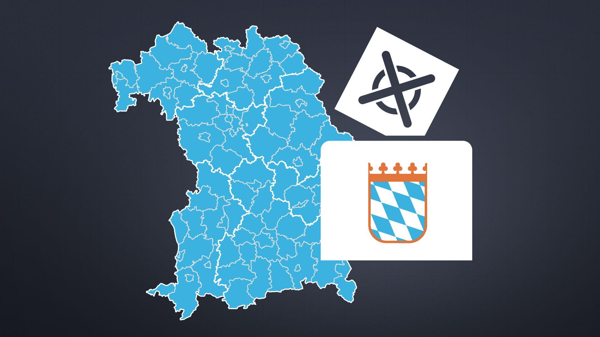 Coronavirus: Stichwahlen in Bayern nur per Briefwahl