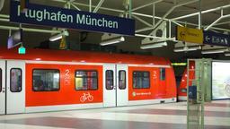 S-Bahn am Münchner Flughafen | Bild:picture alliance / Markus C. Hurek