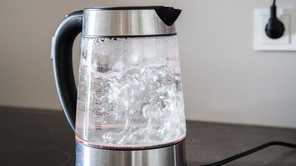 Wasserkocher (Symbolbild)