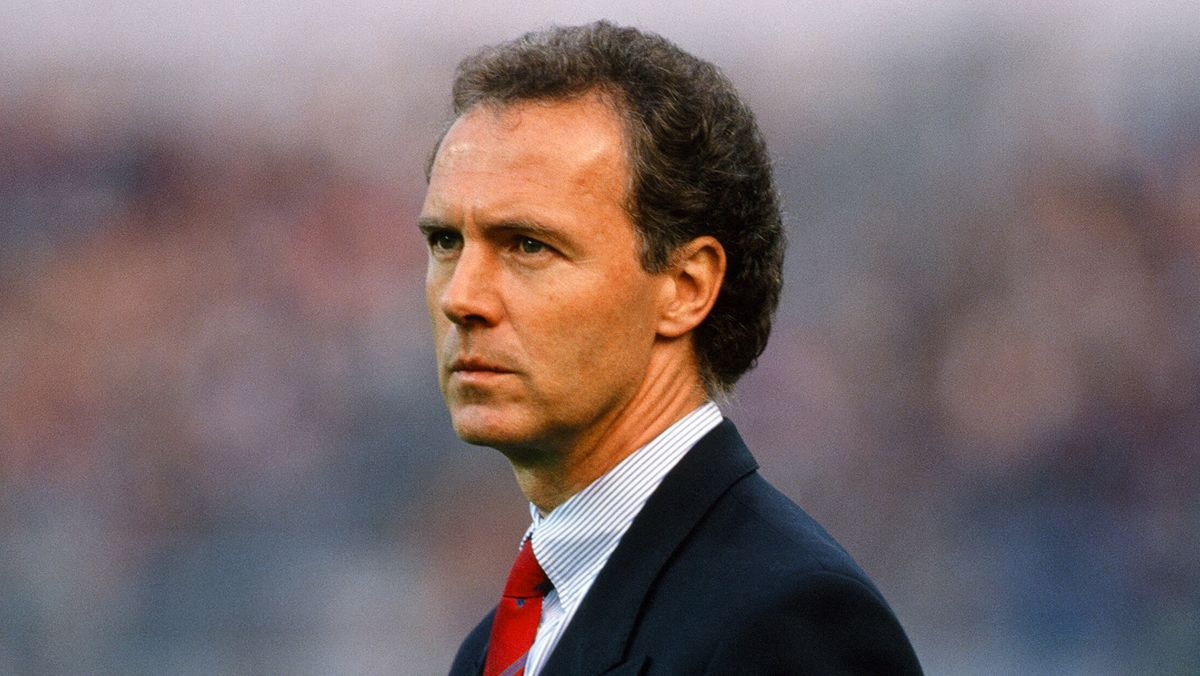 Franz Beckenbauer (Archivbild 1988)