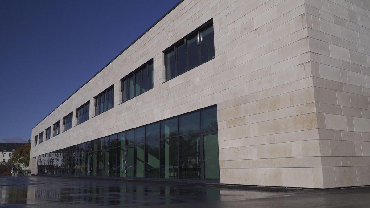 Neubau der Fachhochschule Würzburg-Schweinfurt