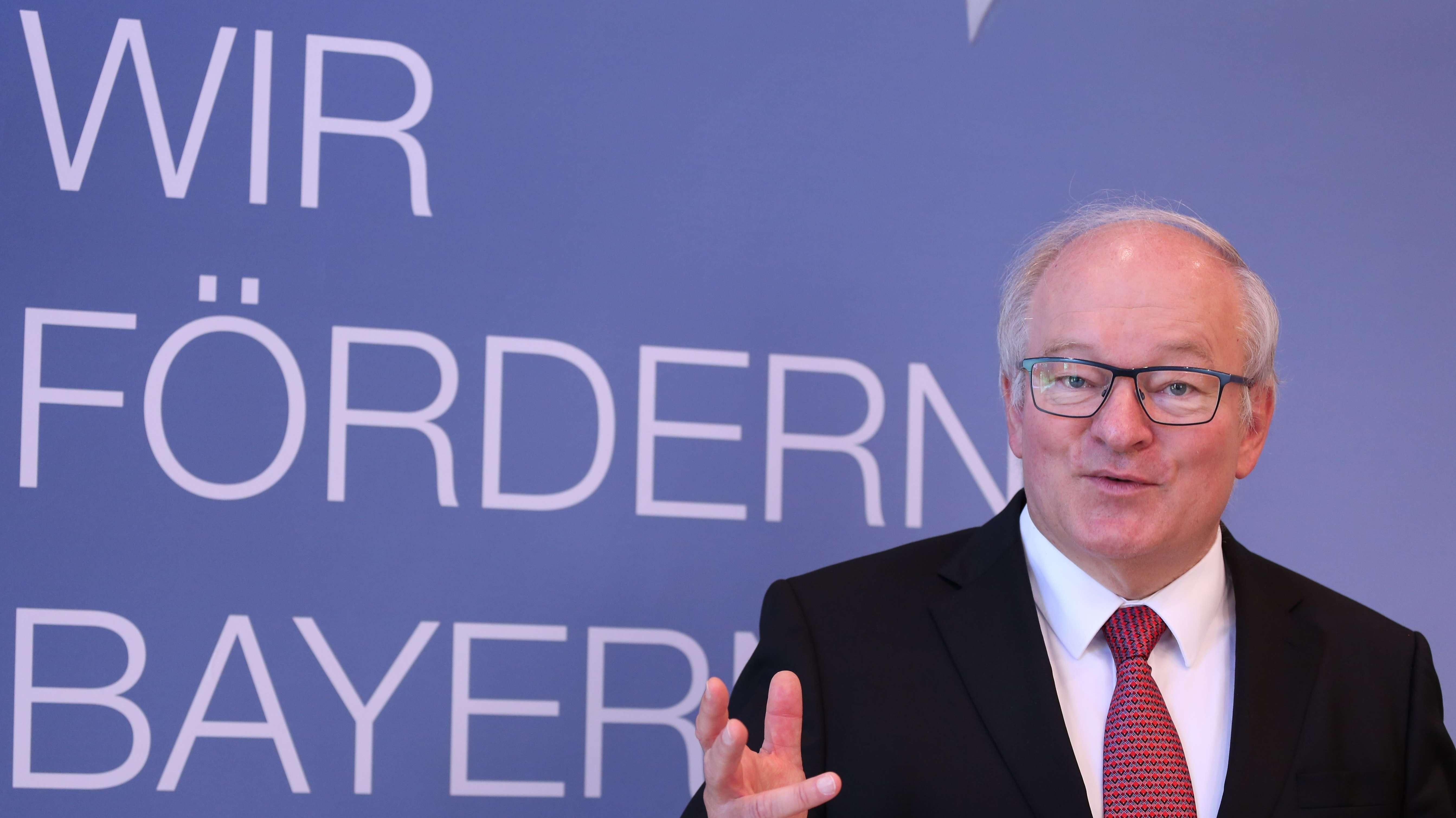 Otto Beierl, Vorsitzender LfA Förderbank
