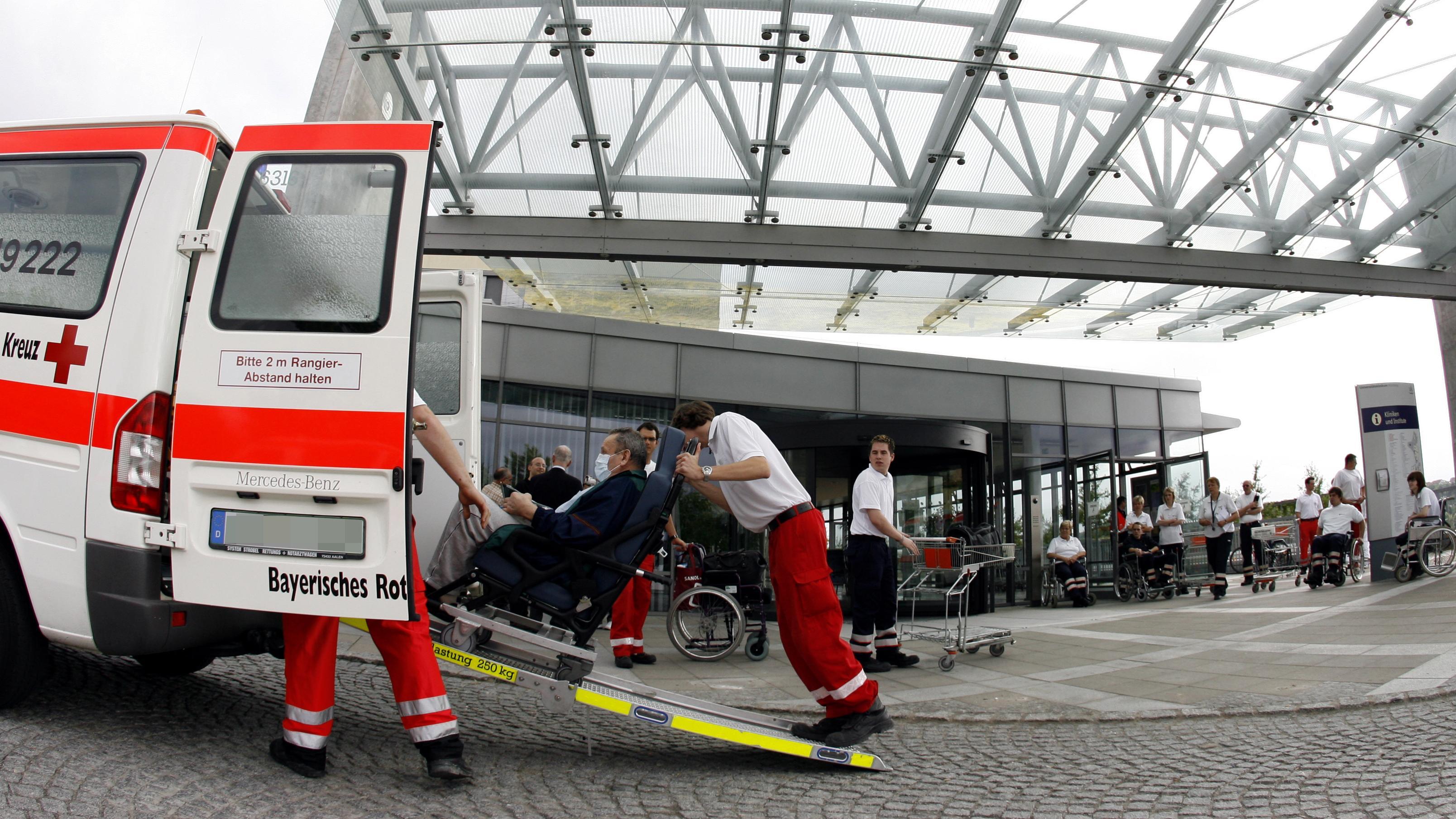 Uni-Klinik Würzburg: Zentrum für Innere Medizin (ZIM)