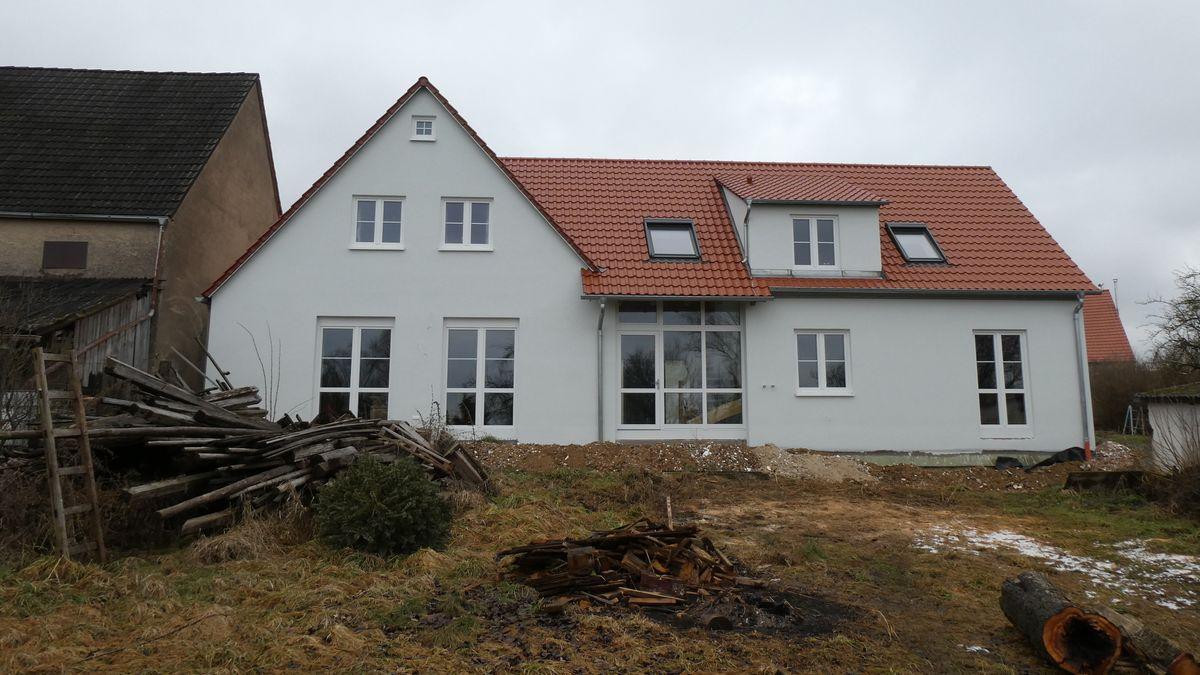 Aus dem Stadel wurde ein Wohnhaus.