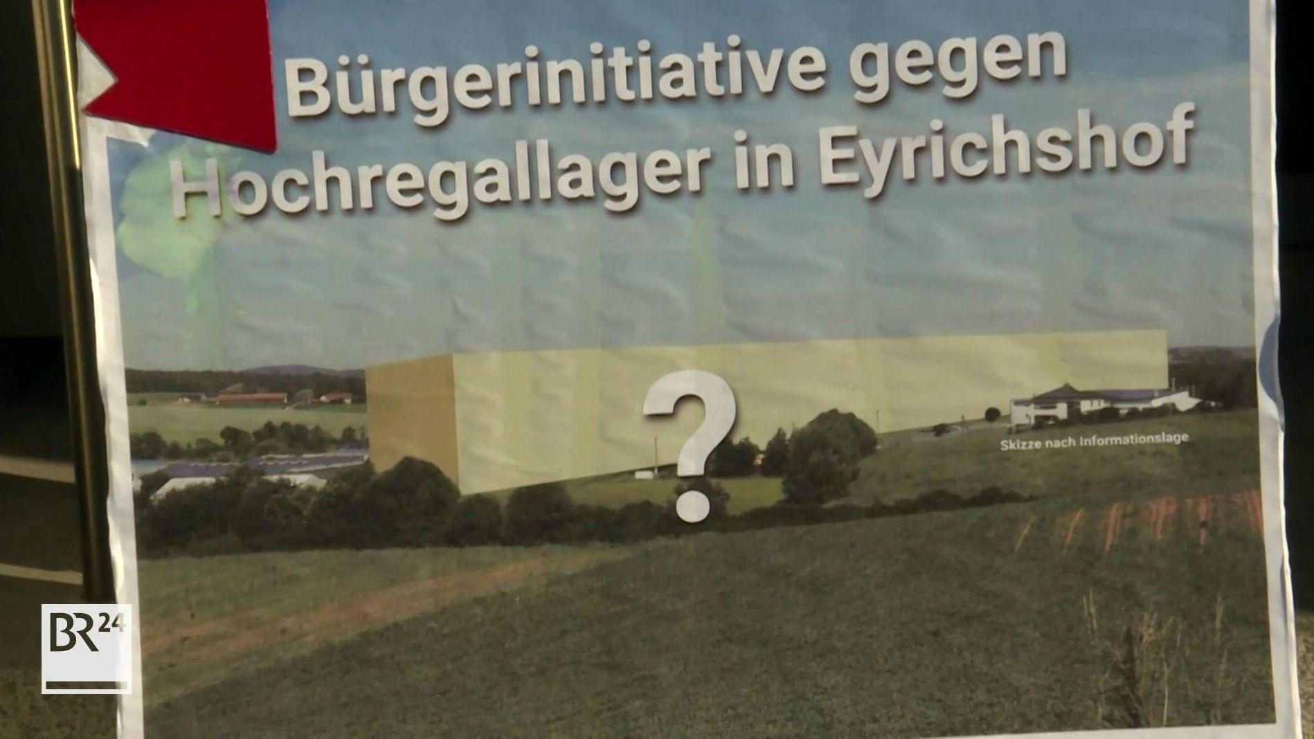 Hochregallager Ebern
