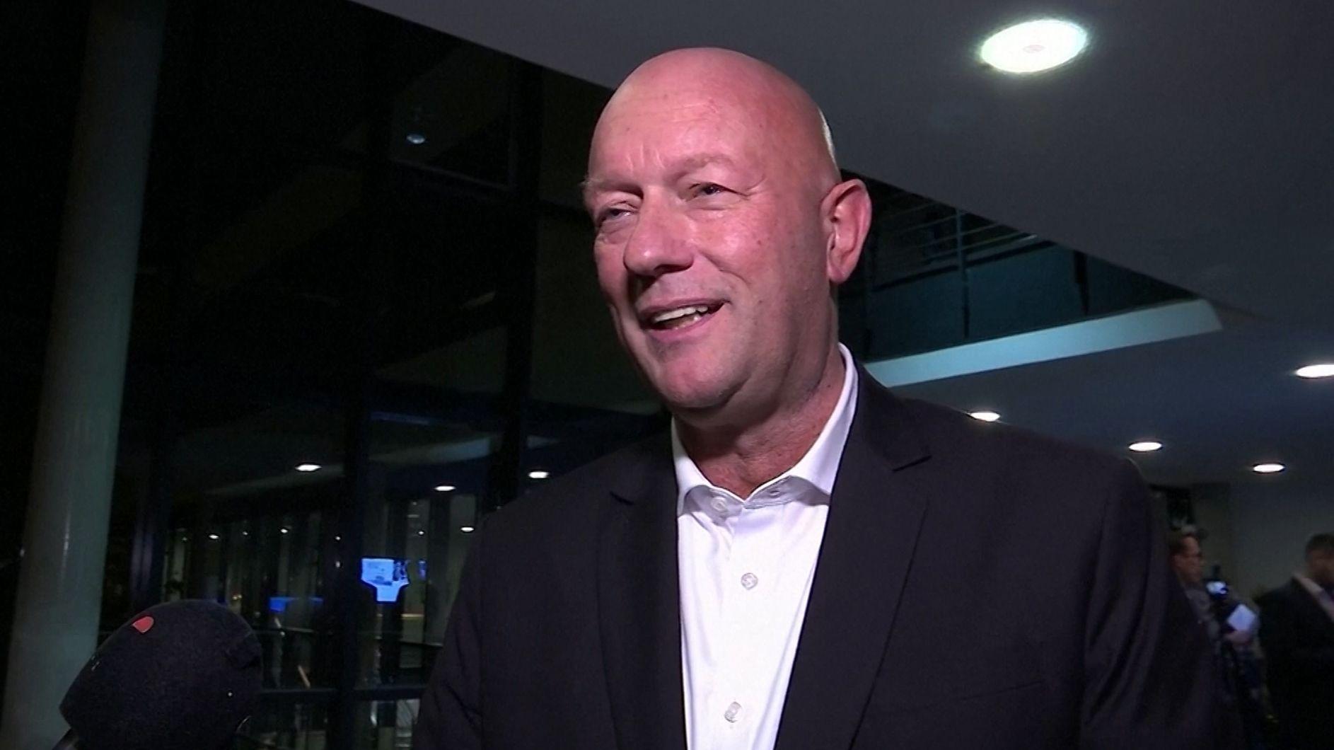 Thomas Kemmerich (FDP), neuer Ministerpräsident von Thüringen