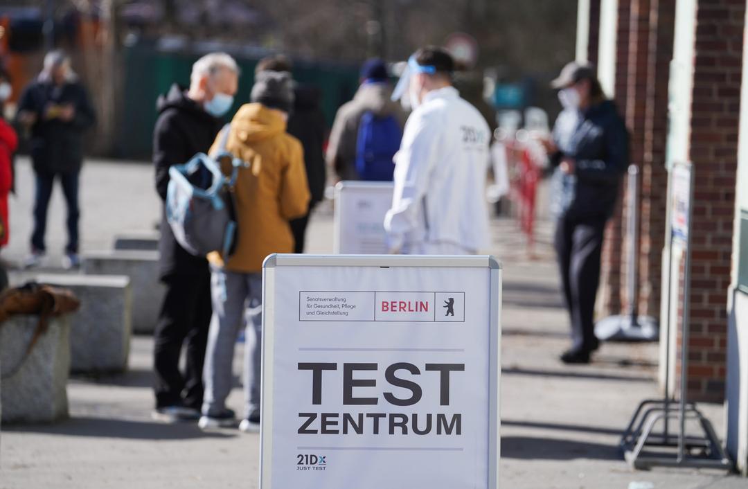 RKI meldet 12.834 Neuinfektionen und 252 weitere Todesfälle | BR24