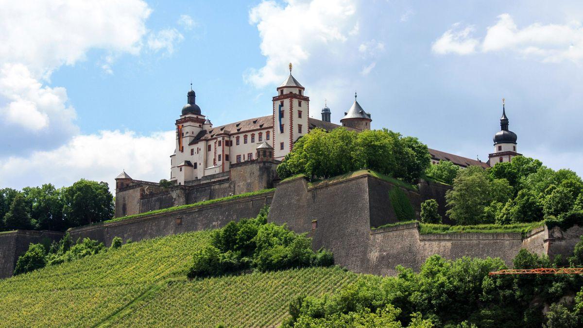 Festung Marienberg Würzburg