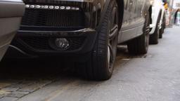 Parkender SUV | Bild:BR