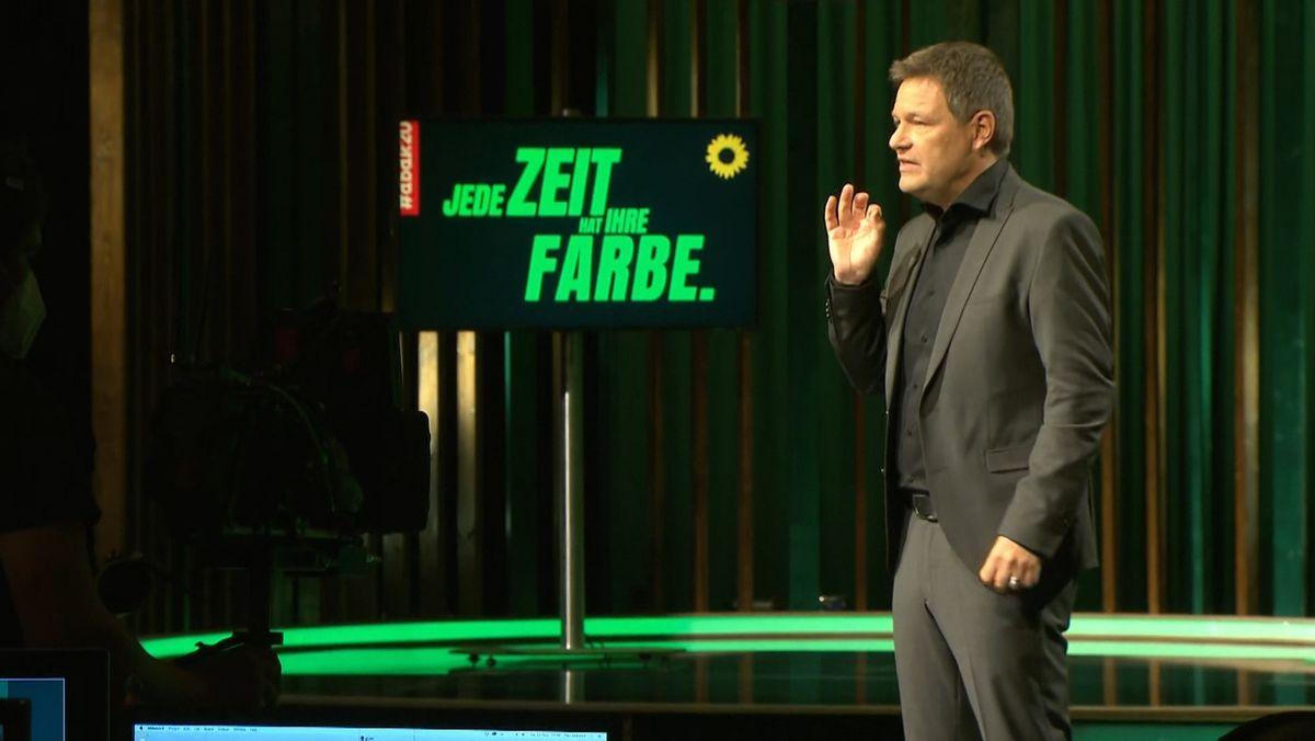 Robert Habeck, Vorsitzender Bündnis90/Die Grünen