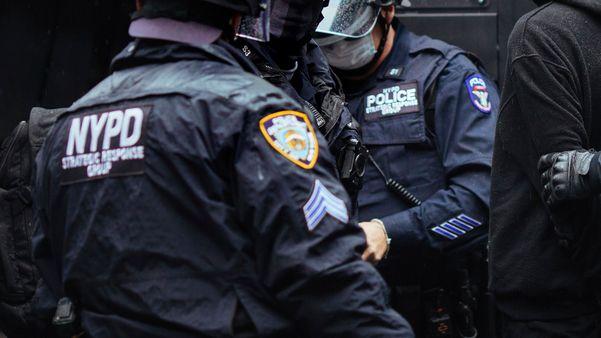 Polizei in New York im Einsatz (Symbolbild)