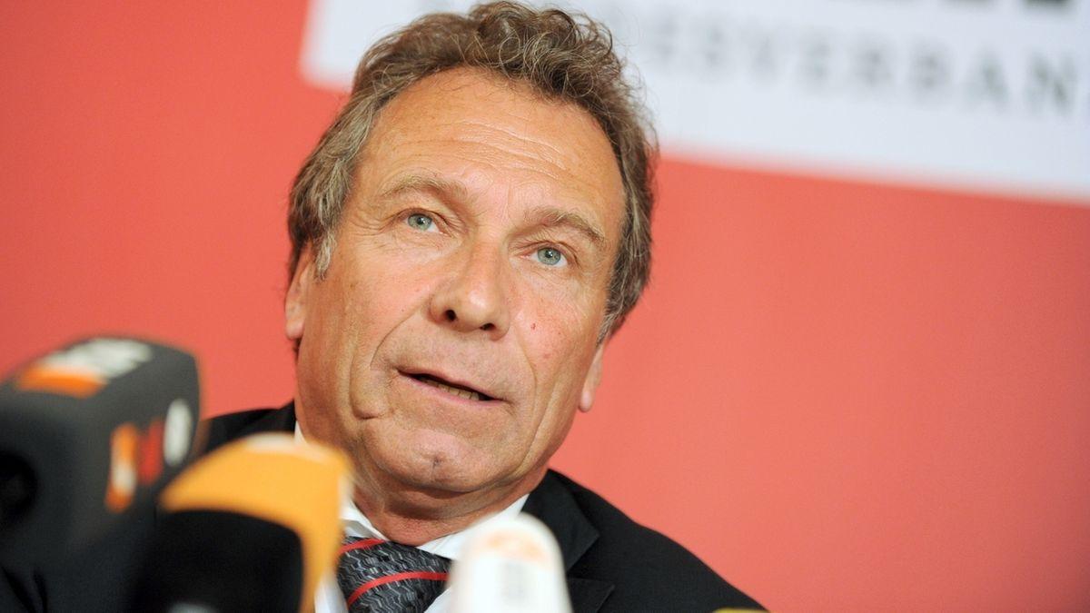 Klaus Ernst, der Chef der bayerischen Linken