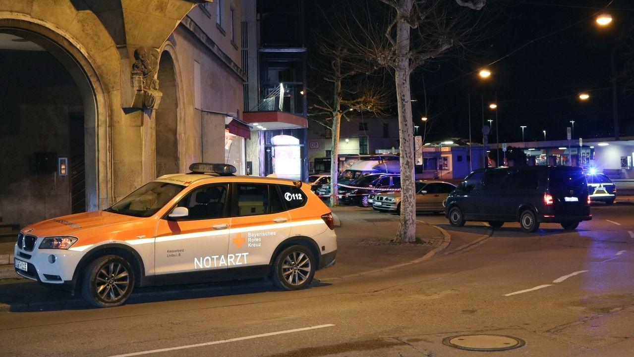Frau in Hotel in Lindau getötet