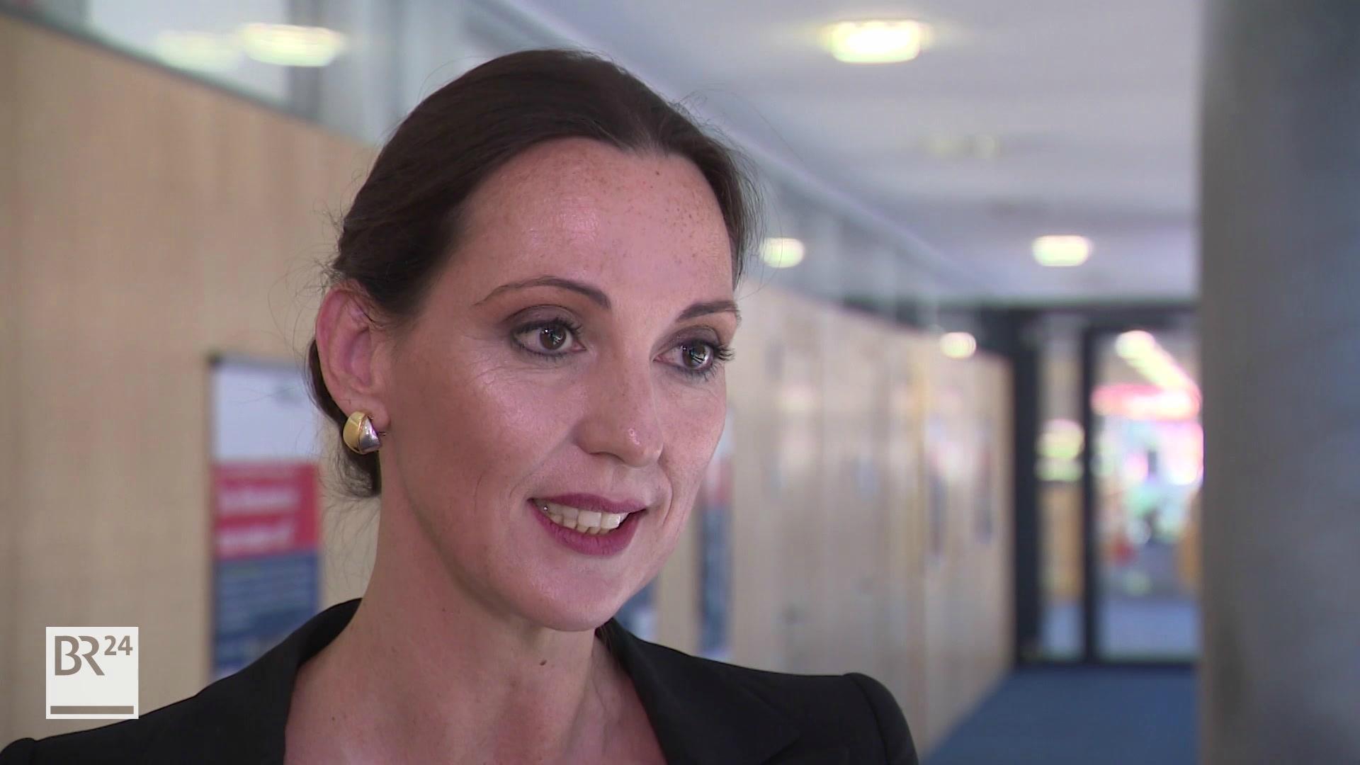Personal und Finanzvorständin Valerie Holsboer
