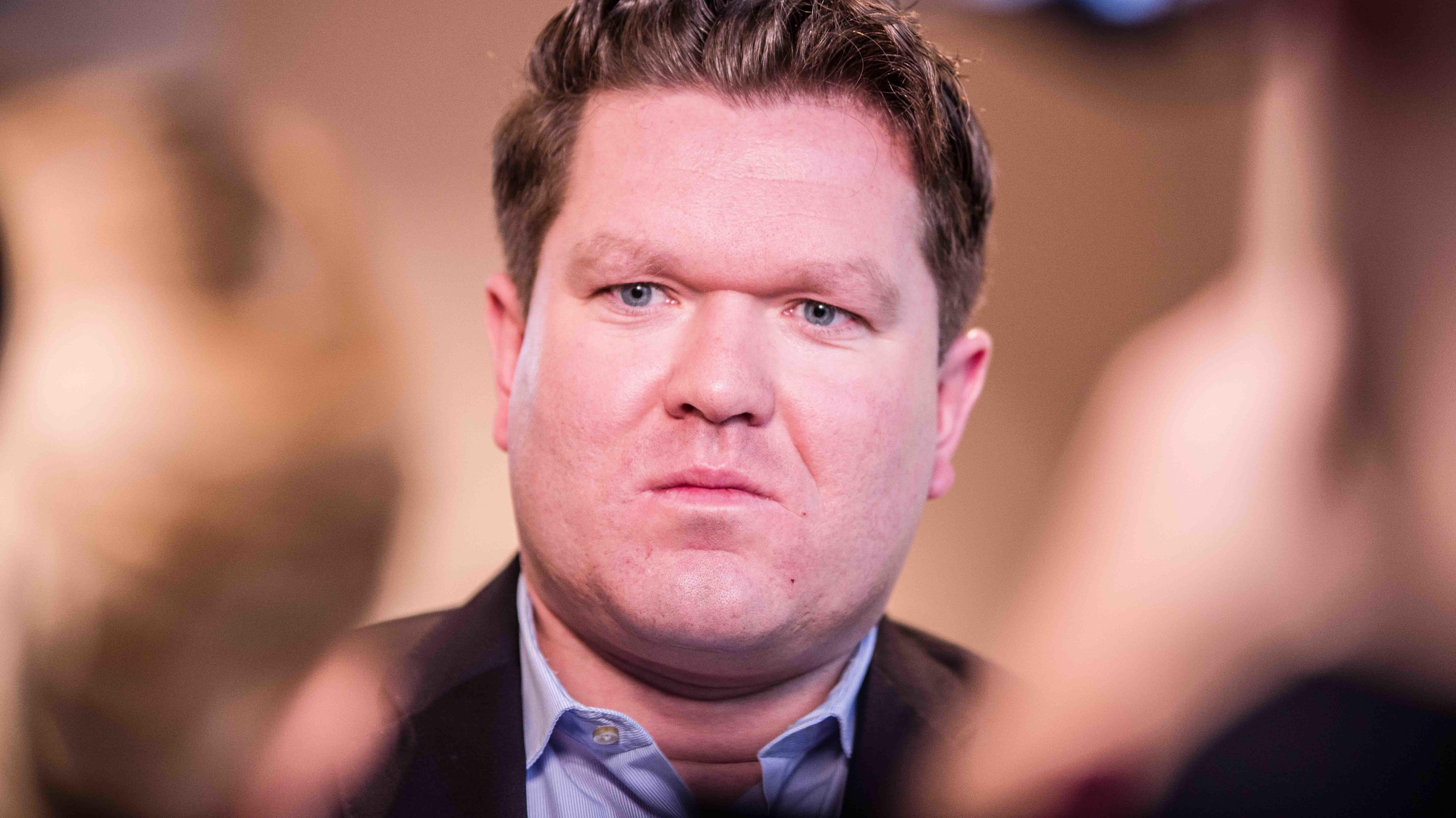 SPD-Bundestagsabgeordneter Florian Post im Februar in München
