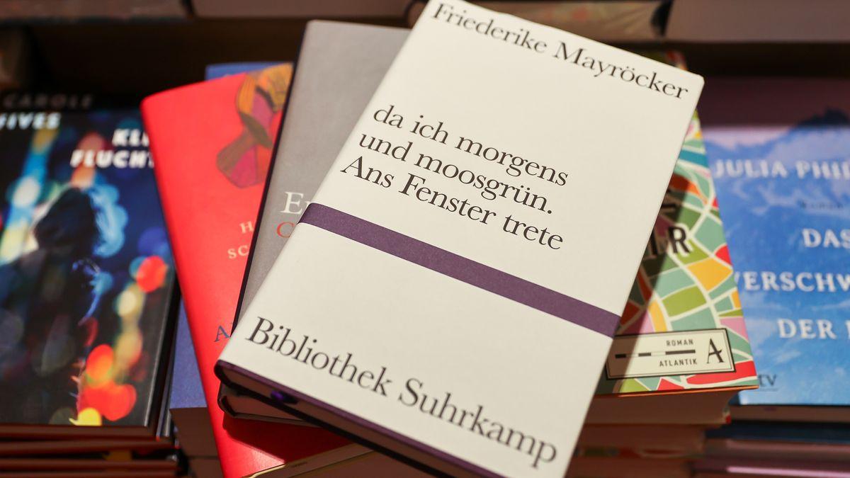 """""""da ich morgens und moosgrün"""" ist eines der nominierten Bücher beim Leipziger Buchpreis"""
