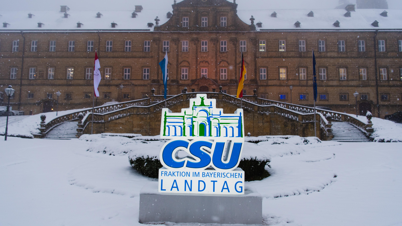 Archivbild von 2018: Kloster Banz