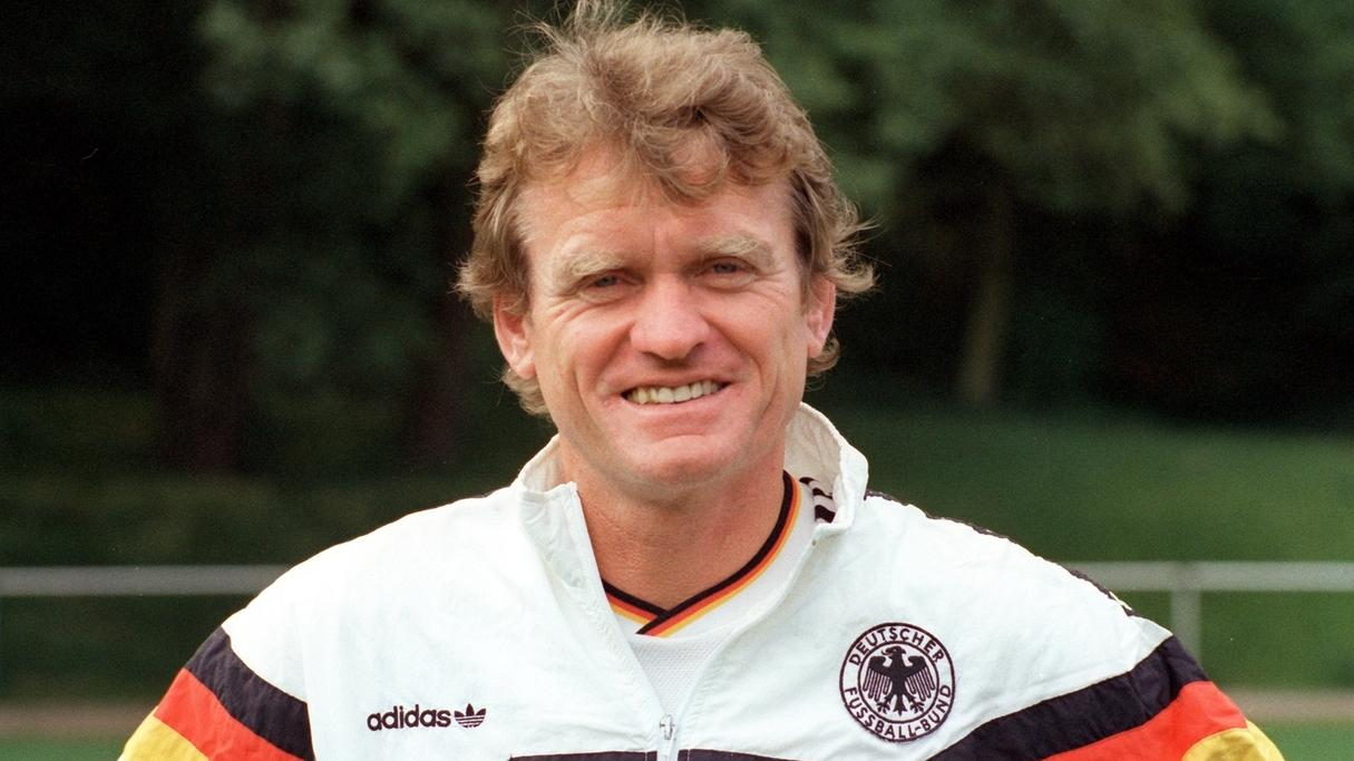 Sepp Maier als DFB-Torwarttrainer
