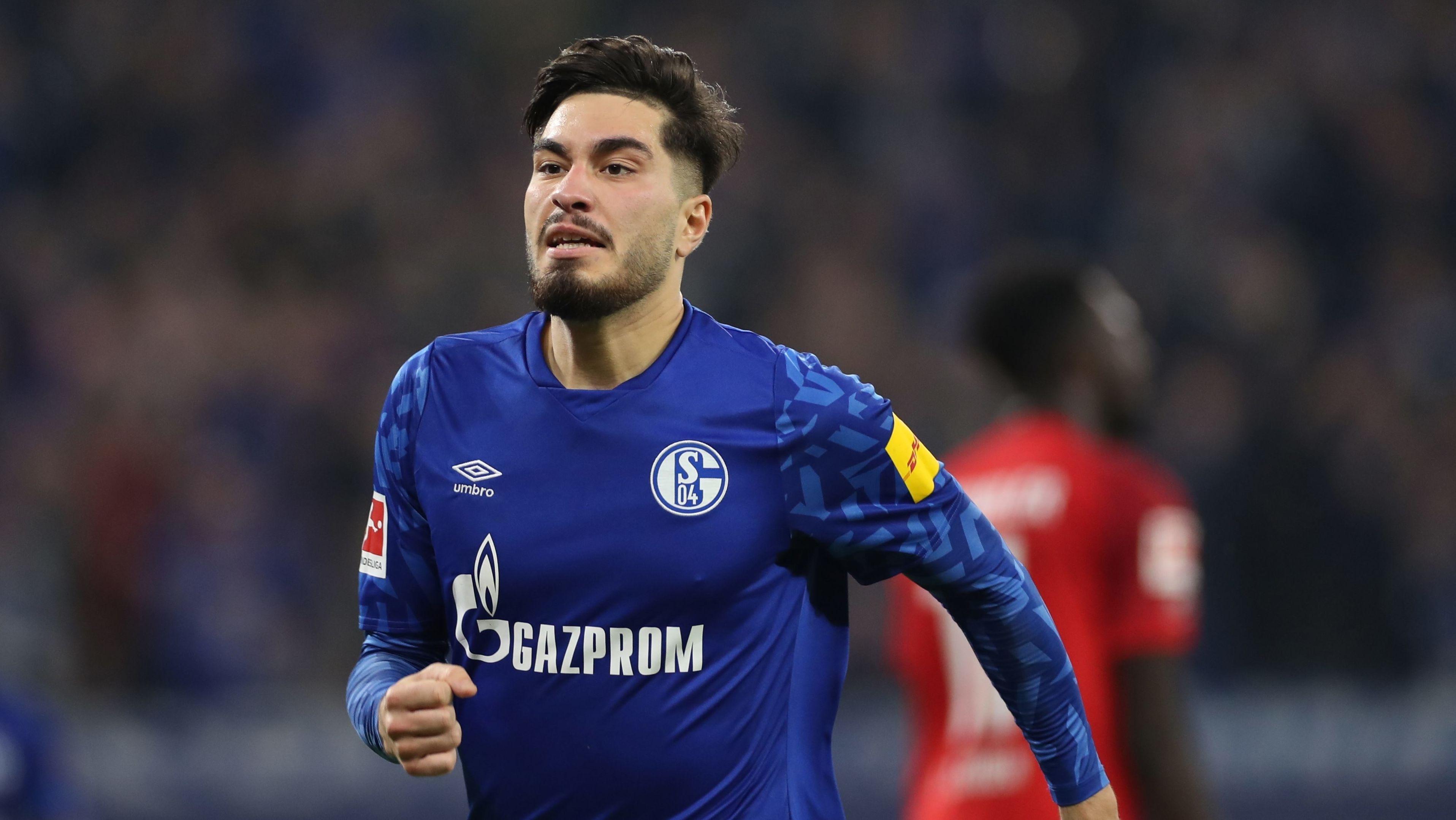 Erstmals im Kader: Der nachnominierte Schalker Suat Serdar