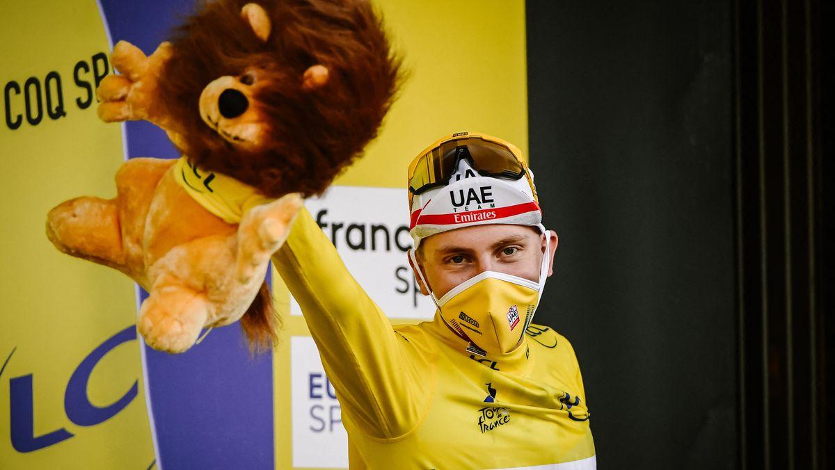 Tadej Pogacar hat die Tour de France 2020 gewonnen