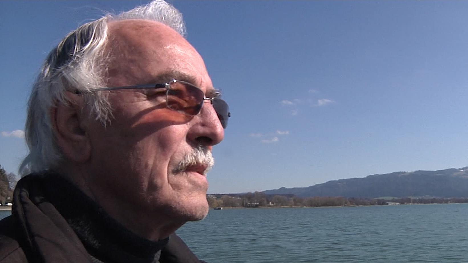 Kämpft um sein Patent: Bodenseefischer Christian Iwen