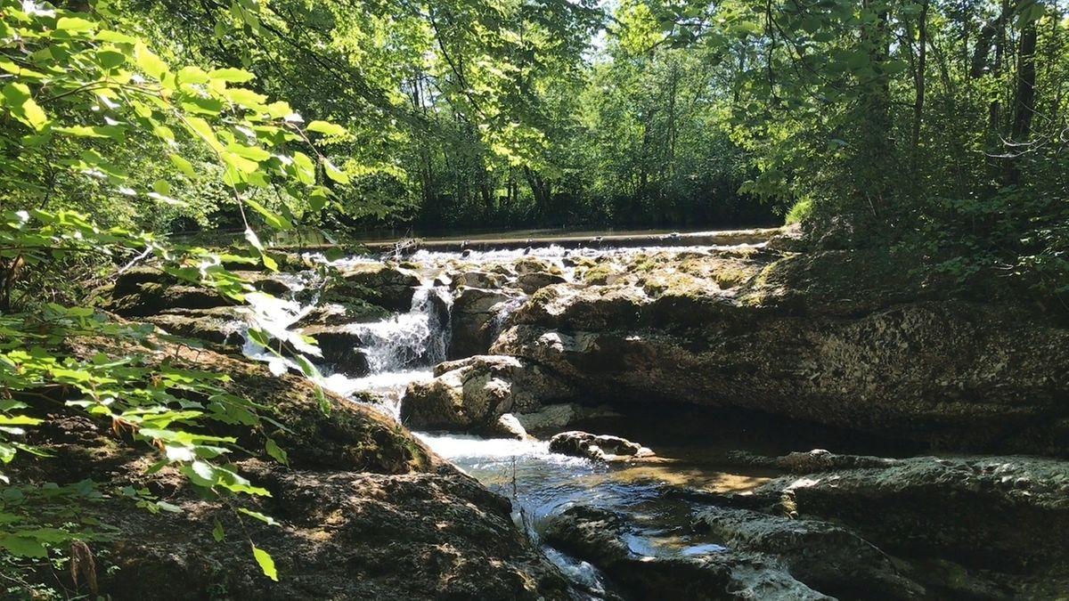 Ausflugstipp: Wassererlebnisweg durchs Haldertobel bei Gunzesried