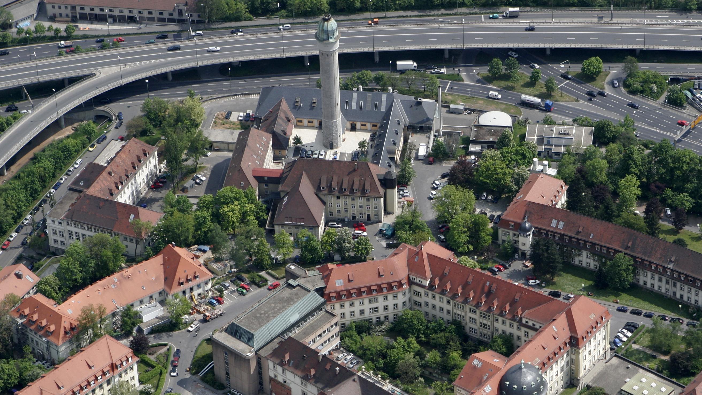 Der Stadtring in Würzburg