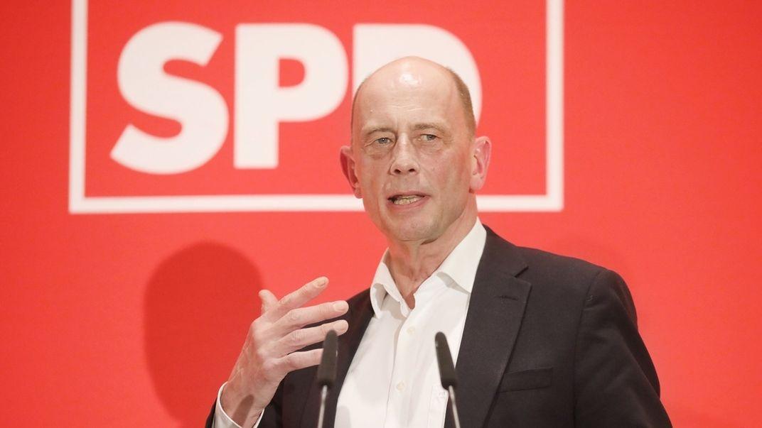 Wolfgang Tiefensee, SPD