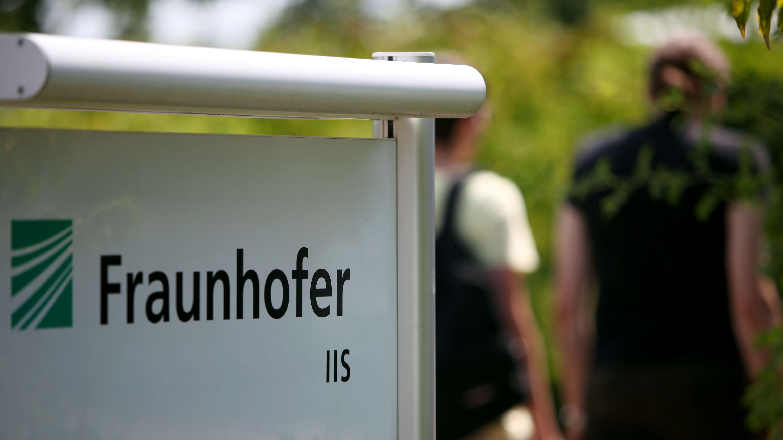 Das Fraunhofer-Institut in Erlangen