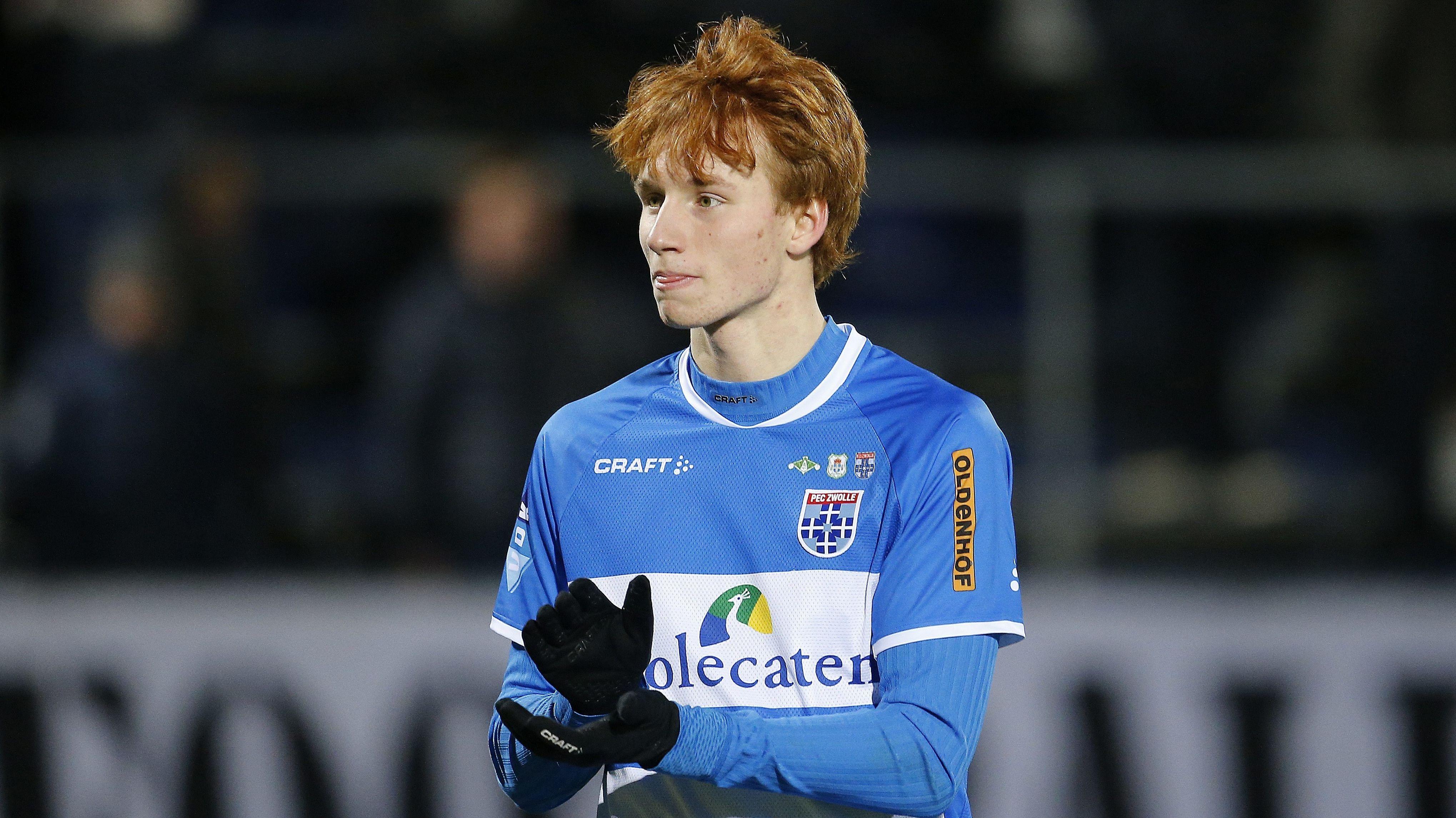 Das Niederlände Toptalent, der 17-Jährige Sepp van den Berg, wechselt für 1,5 Millionen Euro zum FC Liverpool.