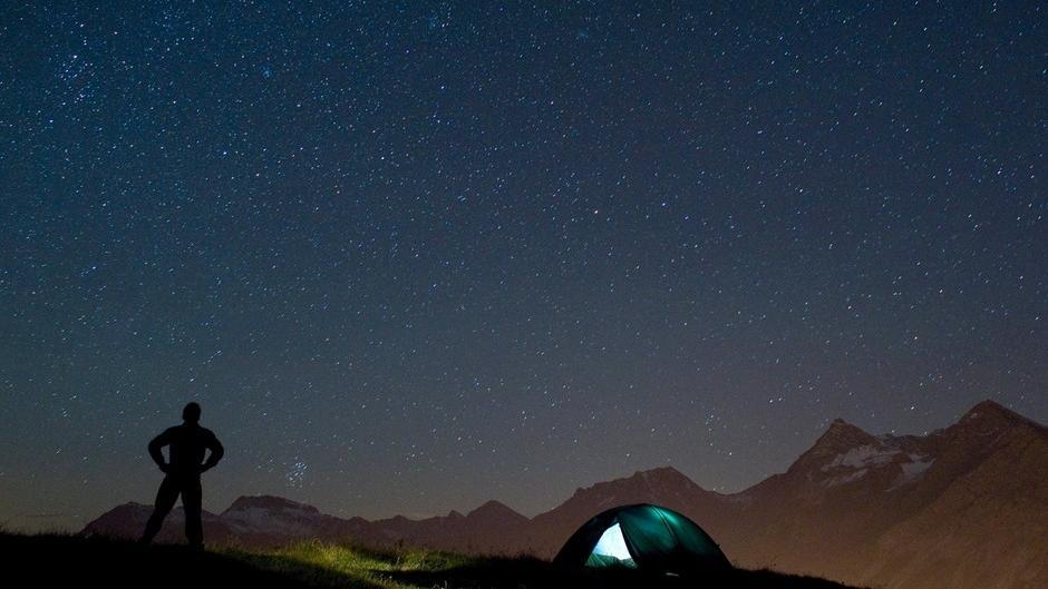 Der Sternenhimmel im Sommer