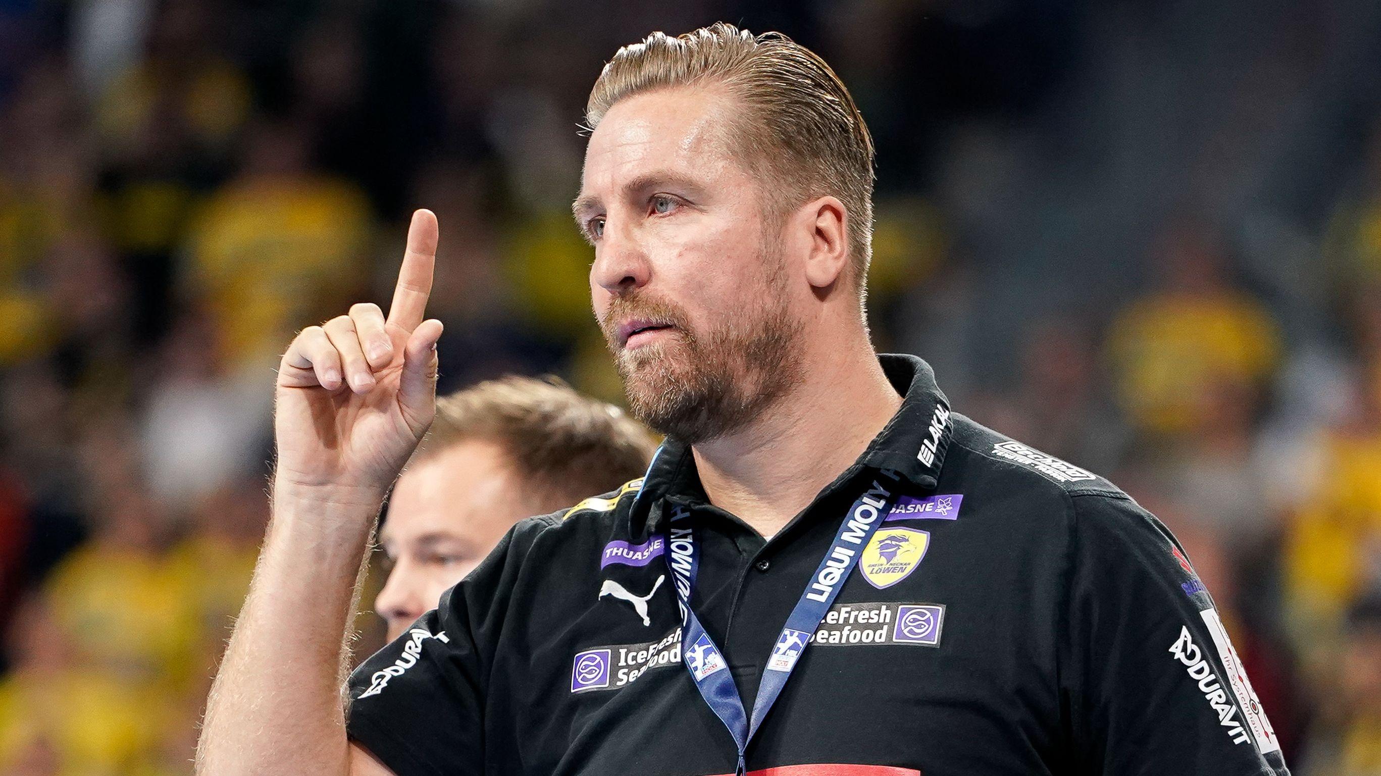 DHB-Teammanager Oliver Roggisch