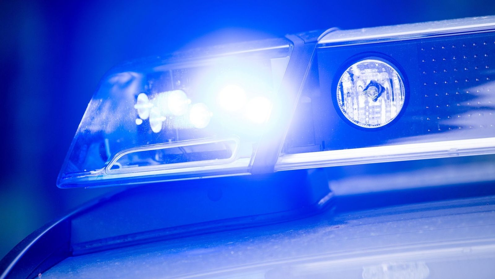 Blaulicht (Symbolbild)