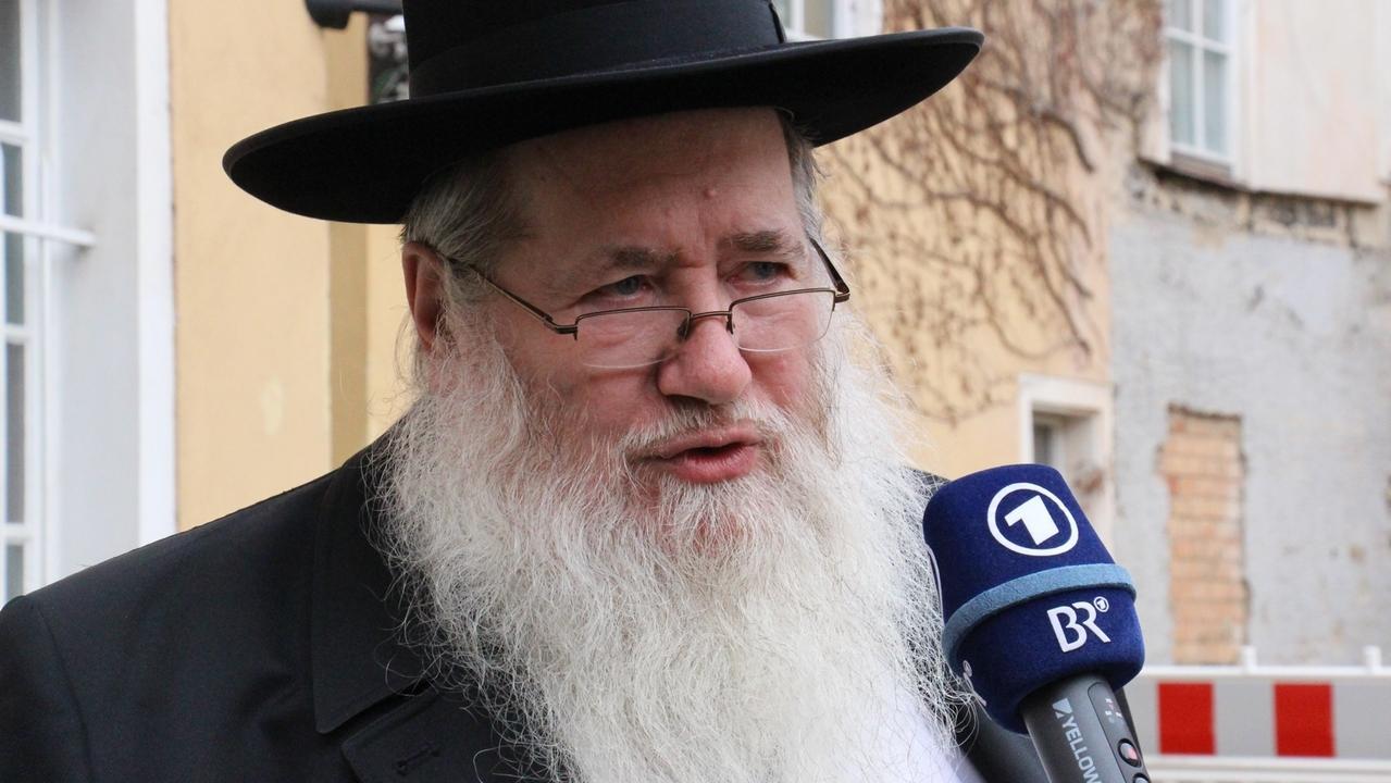 Rabbiner Josef Chaim Bloch