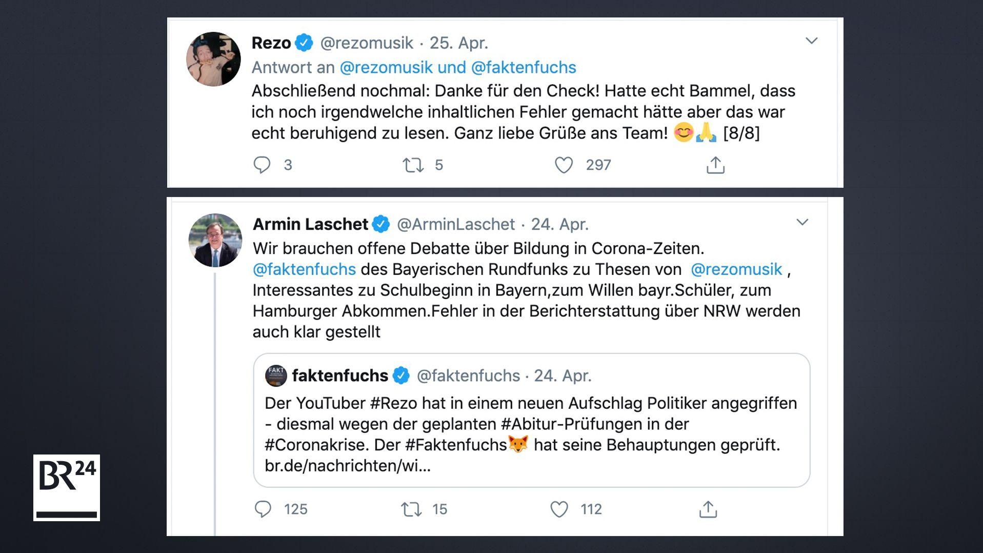 Rezo und Laschet sehen sich bestätigt  - die Debatte geht weiter