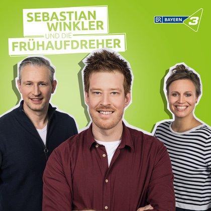 Podcast Cover Sebastian Winkler und die Frühaufdreher | © 2017 Bayerischer Rundfunk