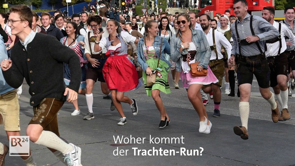 Grafik Trachten-Run