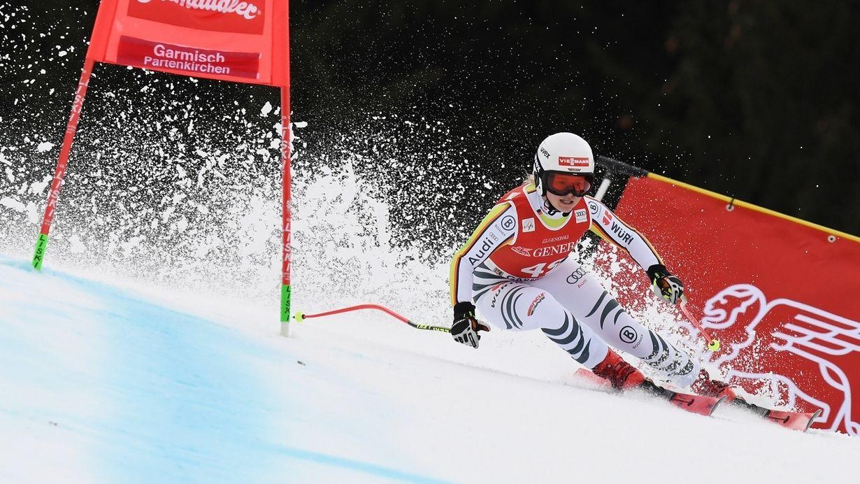 Ski-Weltcup in Garmisch-Partenkirchen