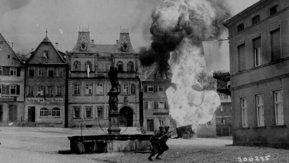 Das Kriegsende in Kronach