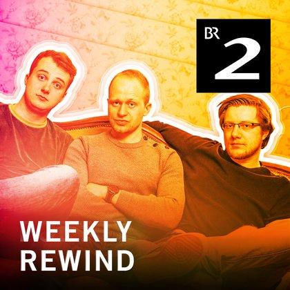 Podcast Cover Weekly Rewind – Der slam-poetische Wochenrückblick | © 2017 Bayerischer Rundfunk