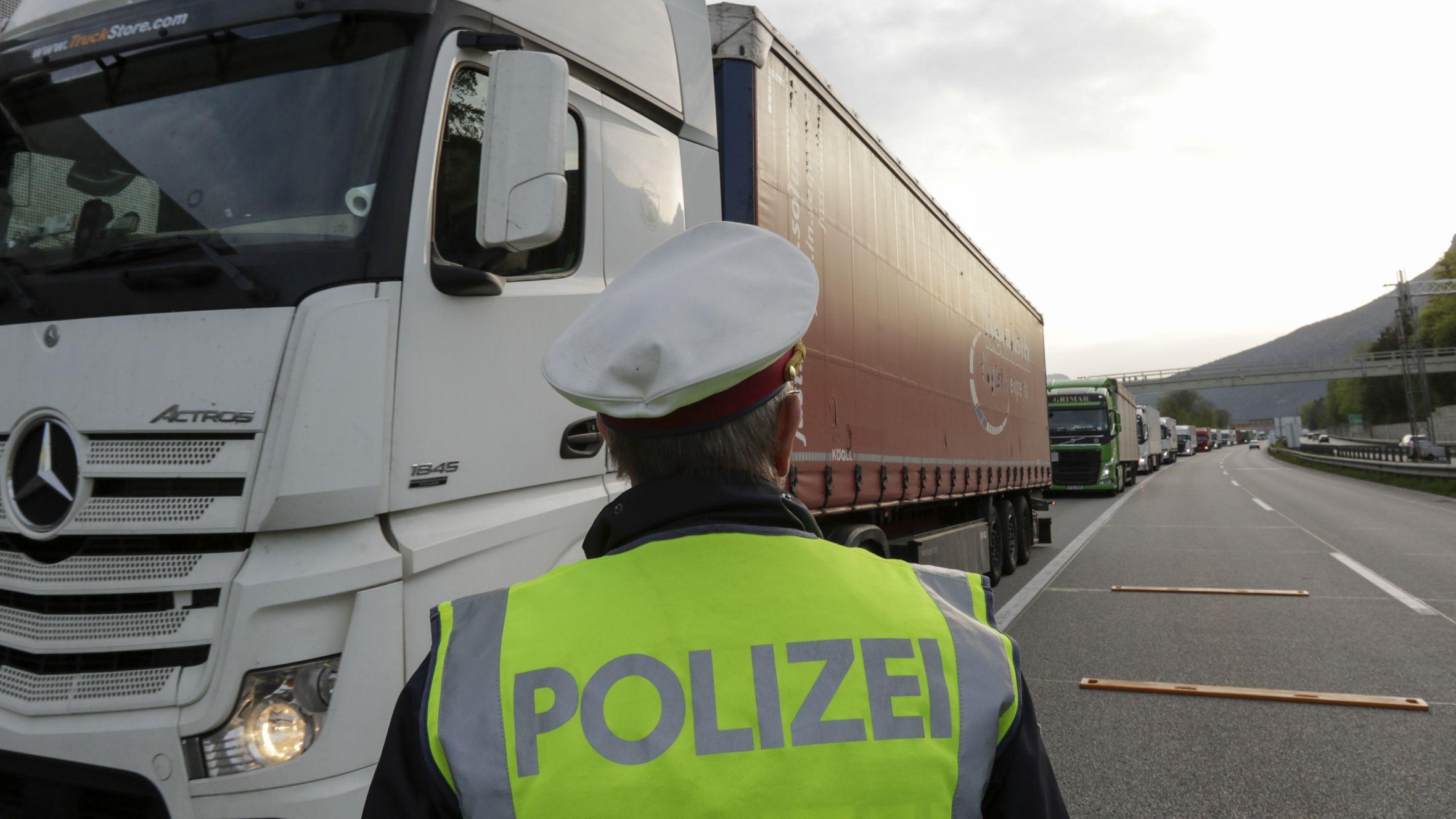 Blockabfertigung auf der Brennerstrecke