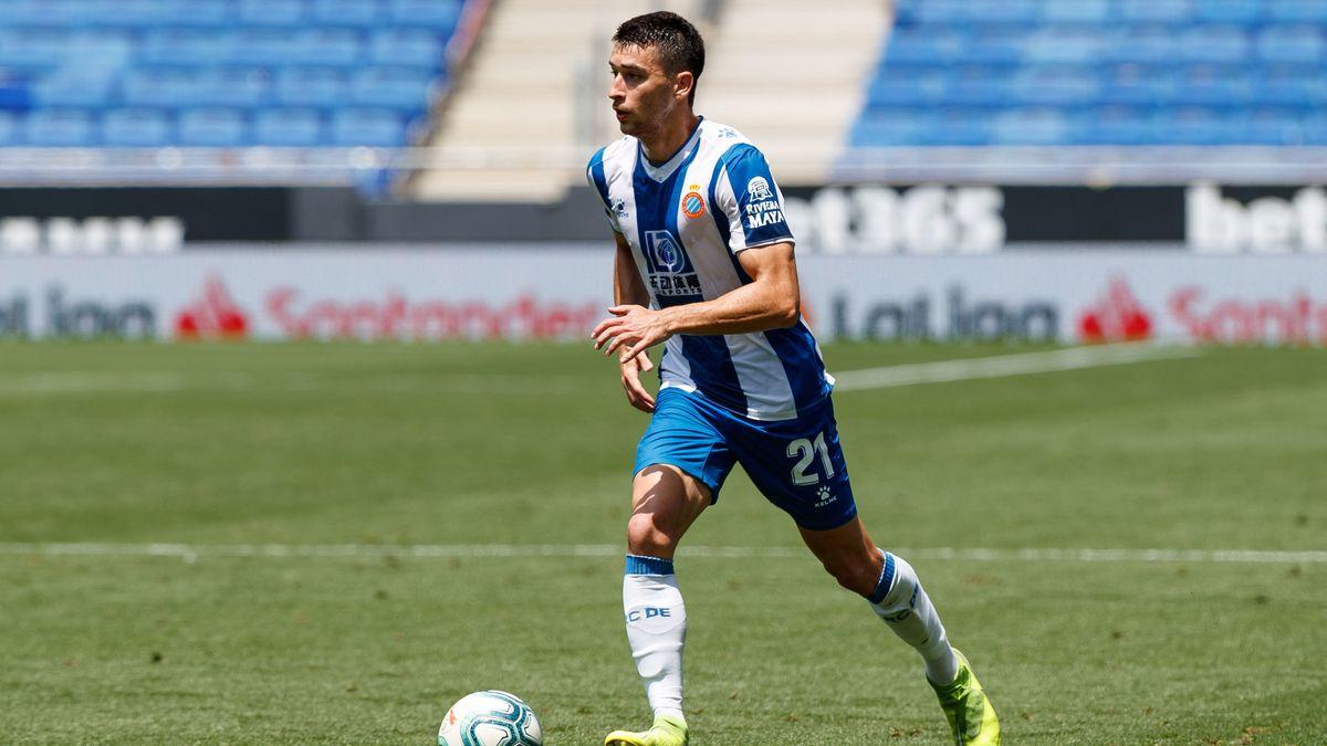 Marc Roca während eines Ligaspiels (Archivbild).