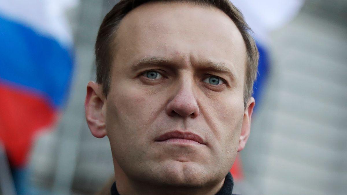 Alexej Nawalny, Oppositionsführer aus Russland