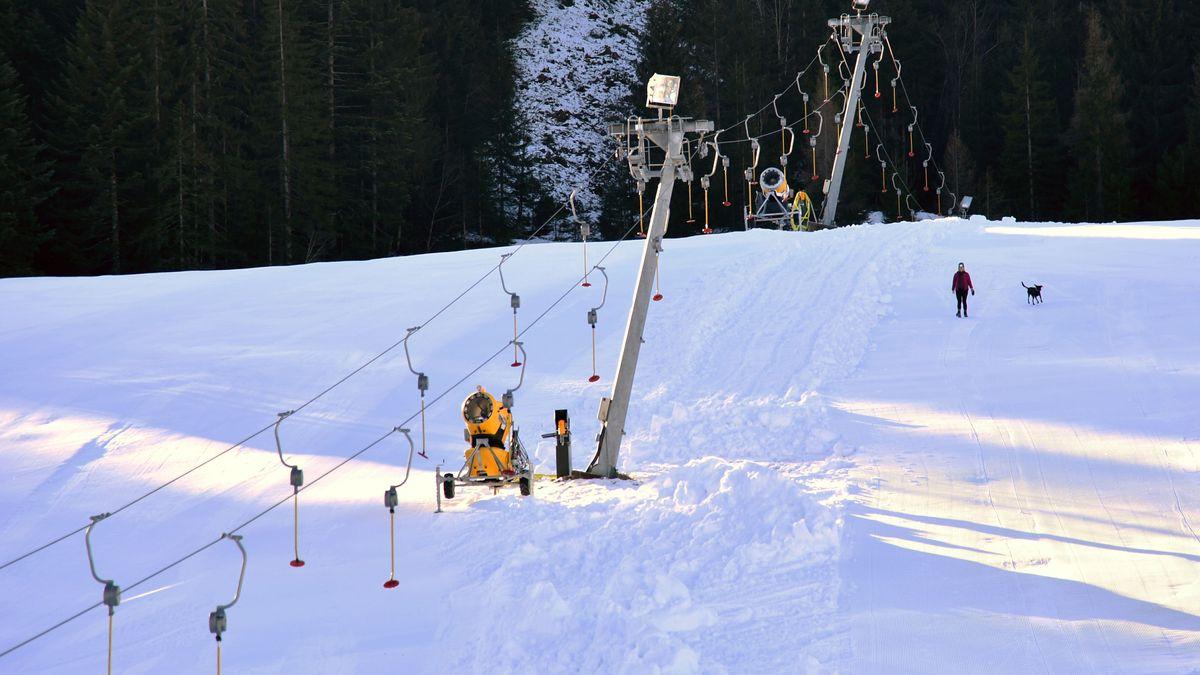 Kurz vor dem neuen Lockdown am 26. Dezember öffnet Österreich die Skigebiete.
