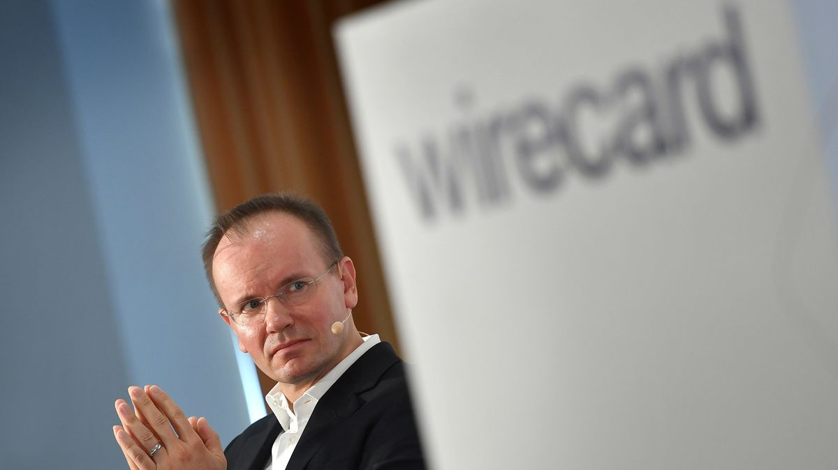 Wirecard-CEO Markus Braun