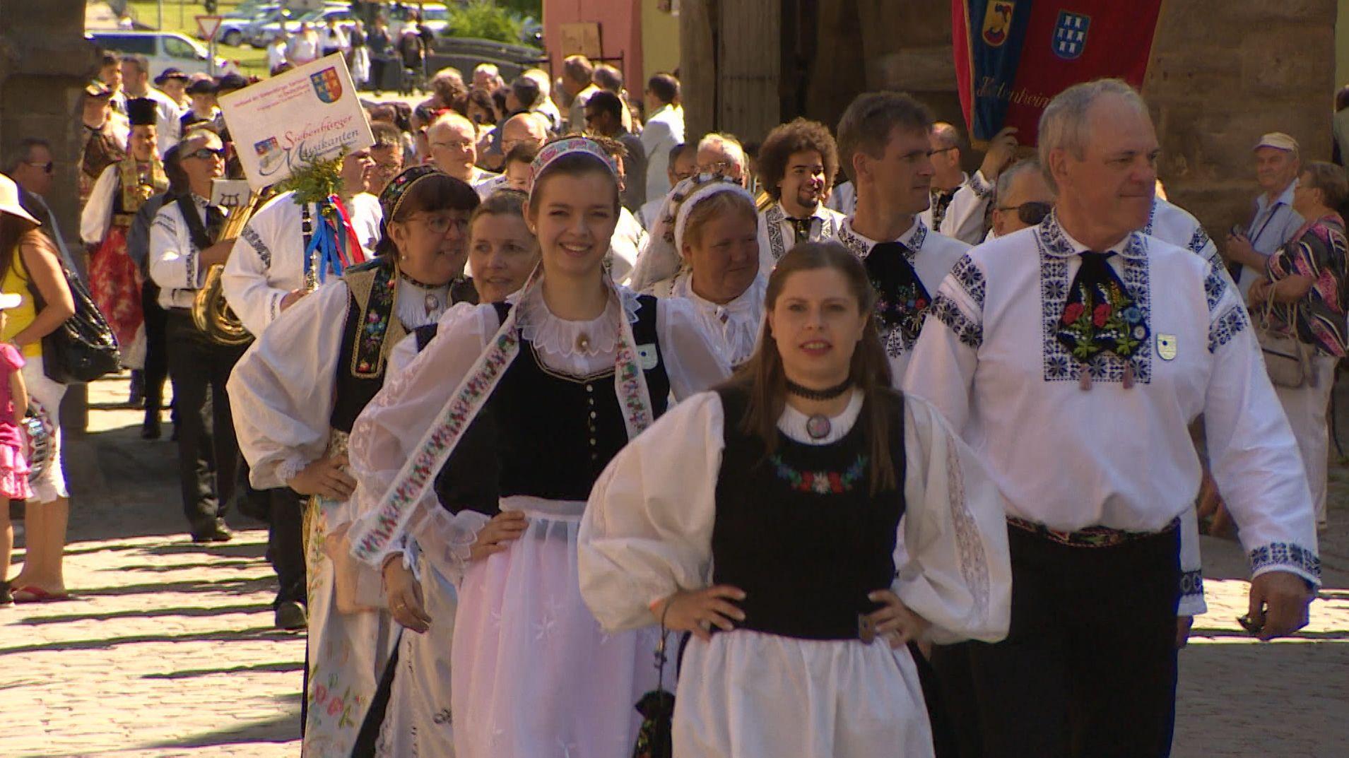 Eine halbe Million Siebenbürger Sachsen leben in Deutschland