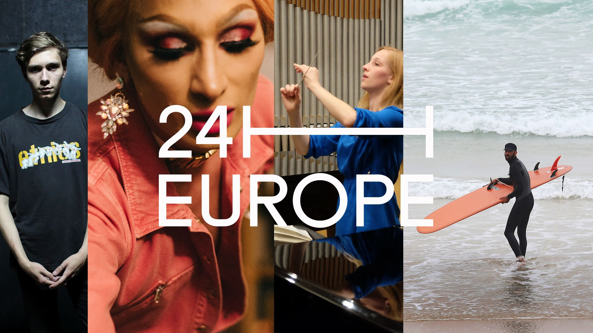 24h Europe Sendereihenbild